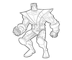 9 images marvel iceman coloring pages man coloring pages