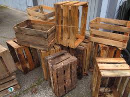 Repurpose Upcycle - repurposed wooden crates repurposed wood crates 10232013 reuse