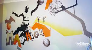 chambre basketball decoration de chambre basketball visuel 4