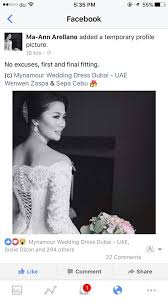 mynamour wedding dress dubai uae home facebook