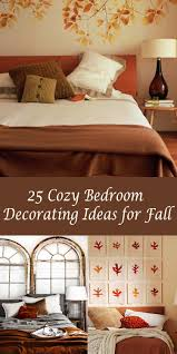 decorate 25 insanely cozy ways to decorate your bedroom for fall