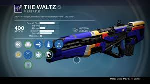 a farewell letter to the waltz destinythegame