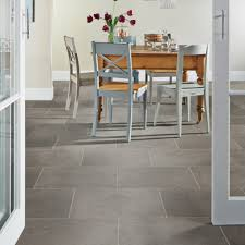 Slate Floor Kitchen by Karndean Flooring Art Select Corris Lm22 Slate Flooring Can Be