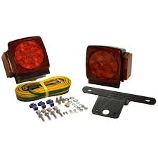 blazer led trailer lights blazer led submersible trailer l kit for under 80 in