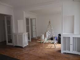 renovation sejour parquet peinture blanche murs plafonds 75016 jpg