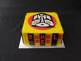 cake transformers transformer s bumble bee birthday cake the twisted sifter
