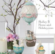 Easter Bunnies For Decorations by Raz Easter Decorations At Shelley B Home And Holiday