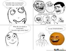Meme Face List - who is everyone s favorite rage comic face by supermastodon