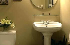 pedestal sink vanity cabinet round pedestal sink bathroom sink medium size bathroom pedestal sink
