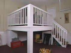 garage loft storage ideas google search mezzanine floor