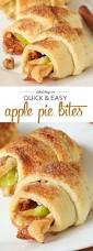 quick thanksgiving dessert recipes easy apple pie bites recipe apple pie bites crescent roll and