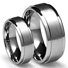 titanium wedding band sets titanium wedding rings sets moritz flowers