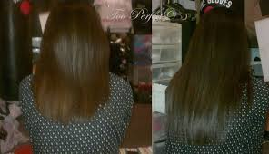 Hair Extension Birmingham by Too Perfect Luxury Hair Extensions Salon Walsall Before And