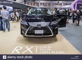 lexus rx200t colors bangkok thailand december 11 2016 lexus rx200t car at stock