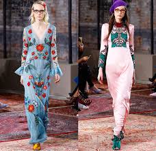 gucci 2016 resort cruise womens runway collection denim jeans