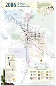Map Of Tucson Historic Adt Maps