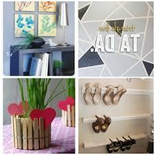 cheap diy home decor ideas sumptuous diy home decorating stylish ideas decor simple with photos
