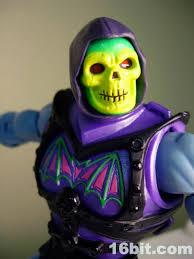 Skeletor Halloween Costume 16bit Figure Review Mattel Masters Universe
