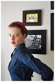 1950s headband casey maura diy make a 1950s bow headband