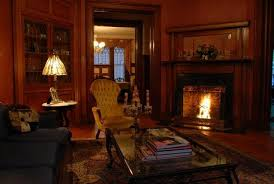 Bed And Breakfast Fireplace by Circular Manor Bed And Breakfast Inn
