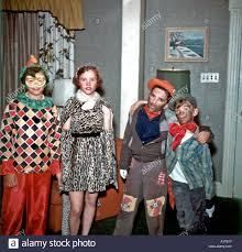 usa halloween usa 1950 u0027s halloween group portrait with young teens dressed up