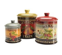 White Kitchen Canisters Sets by Blue Kitchen Canister Sets Kenangorgun Com