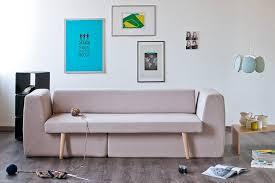 canap modulable maison du monde maison du monde canap canap dangle 5 places en cuir blanc york