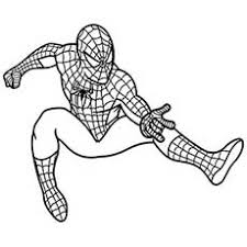 33 free printable spiderman coloring pages super