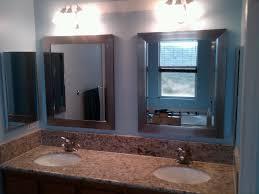 furniture fascinating single sink lime light modern bathroom