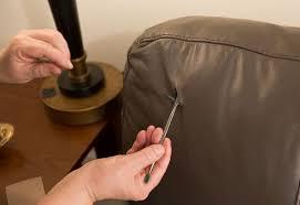 How To Repair Leather Sofa Tear How To Fix A Tear Leather Sofa Centerfieldbar Com