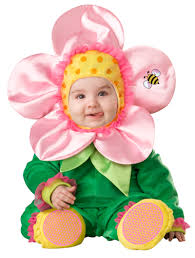 Infant Monster Halloween Costume Todo Con Las Flores Decorar Crear Degustar Cuidar
