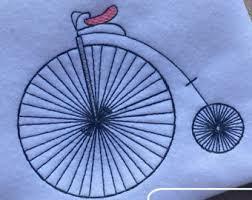bike sketch etsy