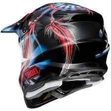 closeout motocross helmets shoei vfx w grant 2 tc 1 helmet multicolor closeout