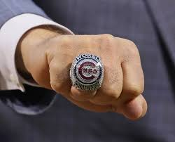 Cubs Toaster Cubs Investigating Auction Of World Series Ring Warn It Could Be