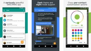 android sms app 21 best sms apps for android android apps for me best