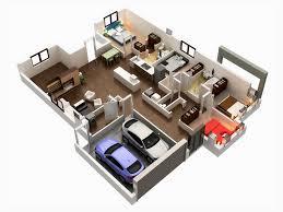gorgeous 3d floor plans home design