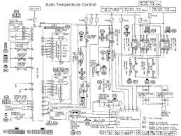 nissan pulsar air conditioning wiring diagram nissan free wiring