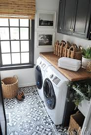 Laundry Room In Kitchen Ideas Best 25 Small Laundry Rooms Ideas On Pinterest Laundry Room