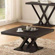 baxton studio dauphine coffee table baxton studio accent tables living room furniture the home depot