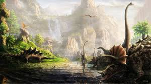 jungle music land dinosaurs