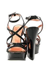 bcbg fig strappy platform sandal in black footwear pinterest