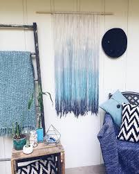 the seafoam dip dyed tapestry boho home decor boho style wall