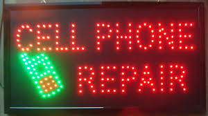 safe light repair cost 2018 2016 new arriving ultra bright led neon sign cell phone repair