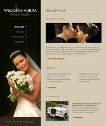 best wedding album website wedding album website template 17423