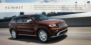 black forest green pearl jeep chrysler 2014 jeep grand sales brochure