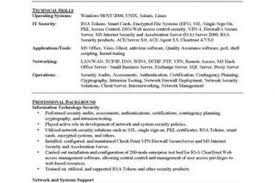 Information Security Resume Examples by Information Security Administrator Sample Resume Sample Resume