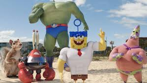 the spongebob movie sponge out of water review