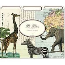 cavallini file folders cavallini flora fauna file folders groovy stuff present and