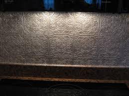 backsplashes close up look from gorgeous metallic backsplas with