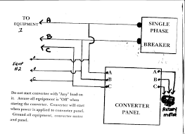 rotary compressor wiring diagram rotary converter diagram rotary